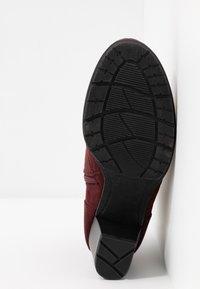Jana - Ankle boots - vino - 6