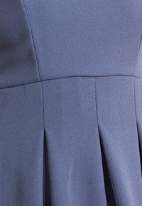 WAL G. - NICOLA SKATER DRESS - Jersey dress - indigo blue - 5