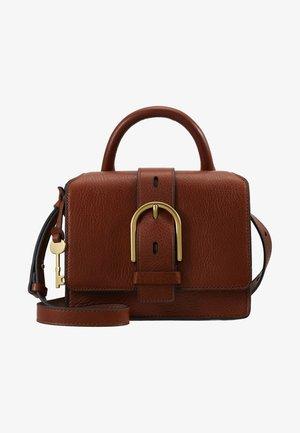 WILEY - Across body bag - brown