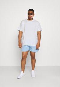 Johnny Bigg - ESSENTIAL CREW NECK TEE - Basic T-shirt - white - 1