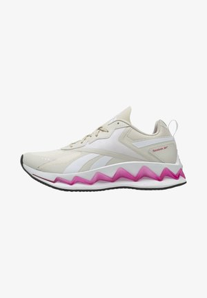 ZIG ELUSION ENERGY SHOES - Sneakersy niskie - white