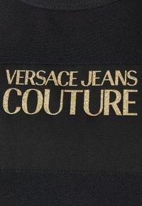 Versace Jeans Couture - LADY - Triko spotiskem - black - 6