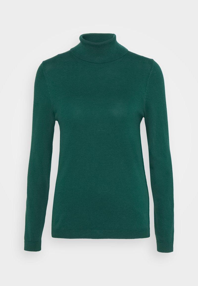 edc by Esprit - TURTLE - Jumper - dark teal green