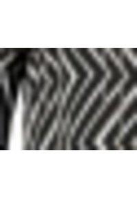 Samoon - SAUMVOLANT - Day dress - black gemustert - 2