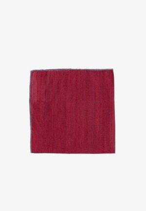 PHANTOM DE OPERA - Pocket square - dunkelrot