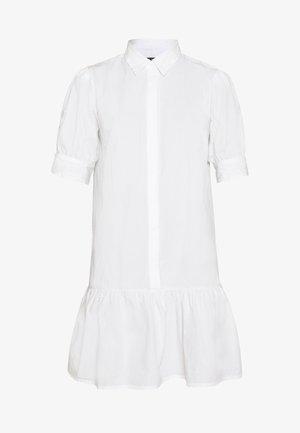 FREYIE ALISE SHIRTDRESS - Shirt dress - white