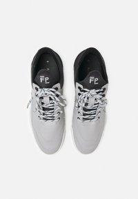 Filling Pieces - LOW TOP GHOST RADAR - Trainers - light grey/dark grey - 8