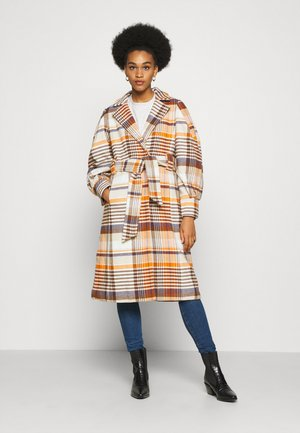 YASBICCA COAT - Classic coat - multi-coloured