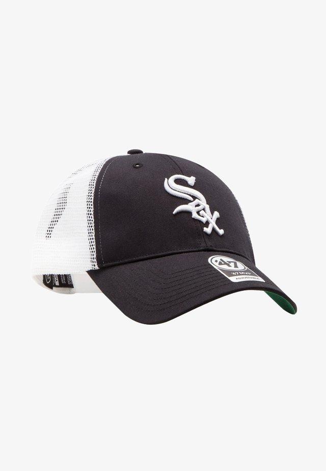 MLB CHICAGO WHITE SOX BRANSON '47 MVP - Czapka z daszkiem - black