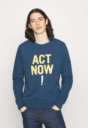 ALTAMIRA ACT NOW MAN - Sweater - navy