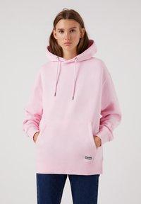 PULL&BEAR - Hoodie - pink - 5