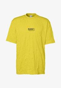 Puma - AVENIR CRINKLE  - T-shirt imprimé - meadowlark - 3