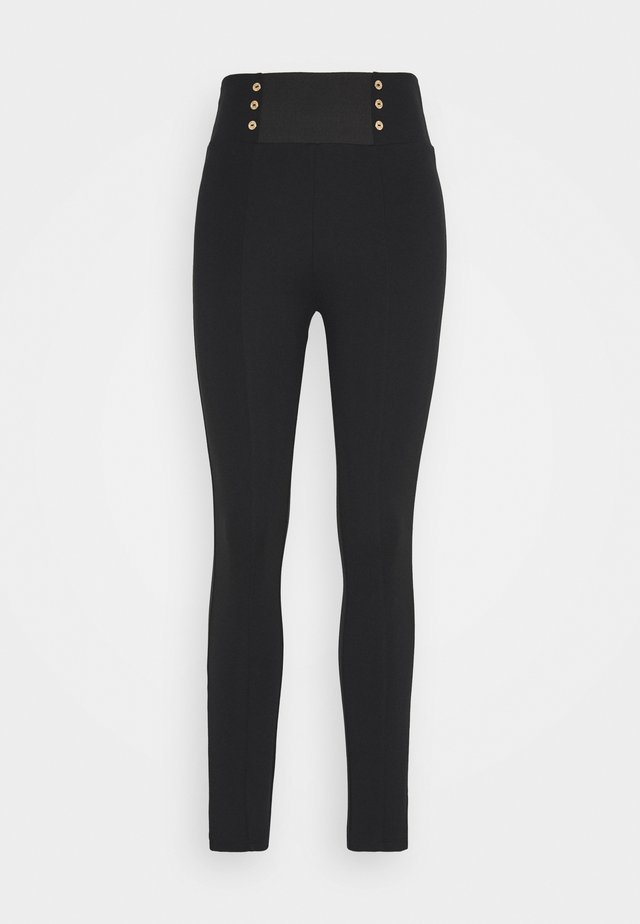 PANT - Leggings - nero