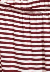 Cecil - Print T-shirt - braun - 1