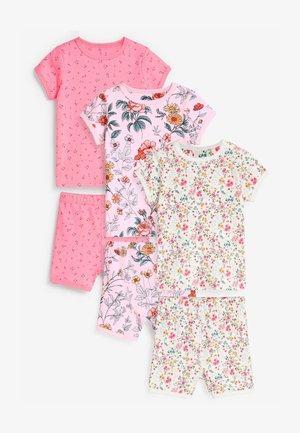 DITSY FLORAL 3 PACK  - Pyjama set - pink