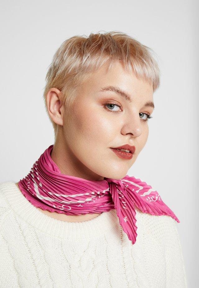 FOULARD PLISSE - Foulard - hot pink