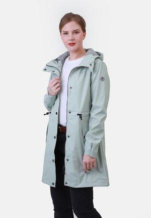 ALICE - Waterproof jacket - light blue