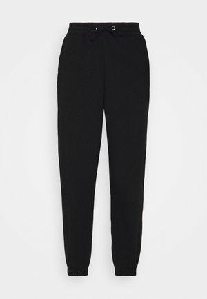 OVERSIZED 90S - Pantaloni sportivi - black