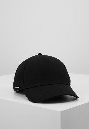 HINSDAL - Cap - black