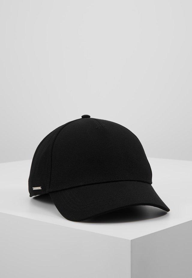 HINSDAL - Keps - black