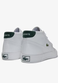 Lacoste - High-top trainers - wht/dk grn - 2