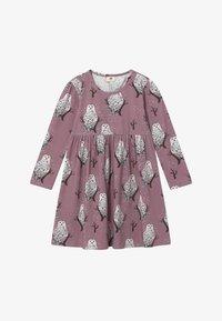 Walkiddy - Jersey dress - purple - 2
