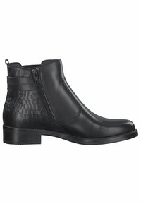 Tamaris - STIEFELETTE - Ankle boots - black - 3