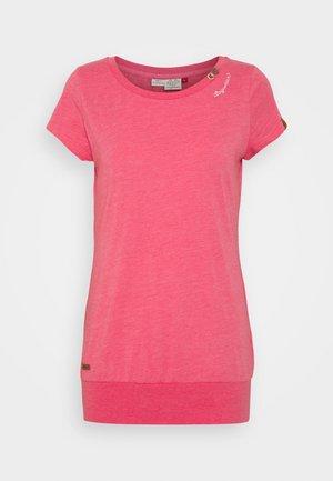 LESLY - Basic T-shirt - pink
