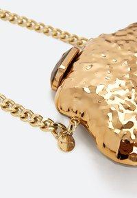 Uterqüe - Across body bag - gold - 4