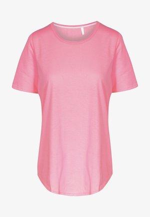 Pyjamashirt - aurora pink