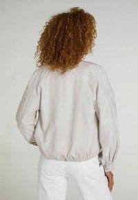 Oui - Outdoor jacket - light stone - 2