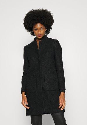 TEDDY COAT - Manteau classique - black