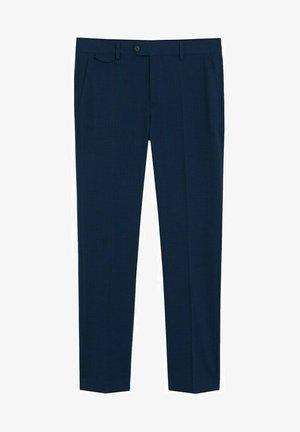 TRAVEL - Trousers - tintenblau