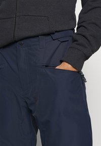 Quiksilver - BOUNDRY - Spodnie narciarskie - navy blazer - 7