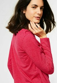 Cecil - Long sleeved top - rot - 1