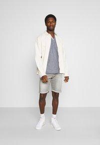 LTB - LANCE - Denim shorts - tyrone wash - 1