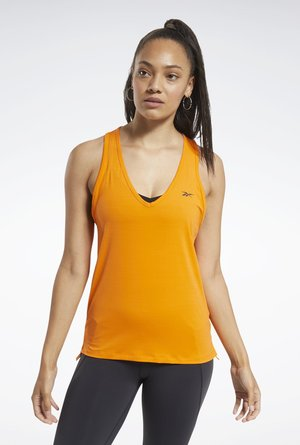 ACTIVCHILL Athletic Tank Top - Top - Orange