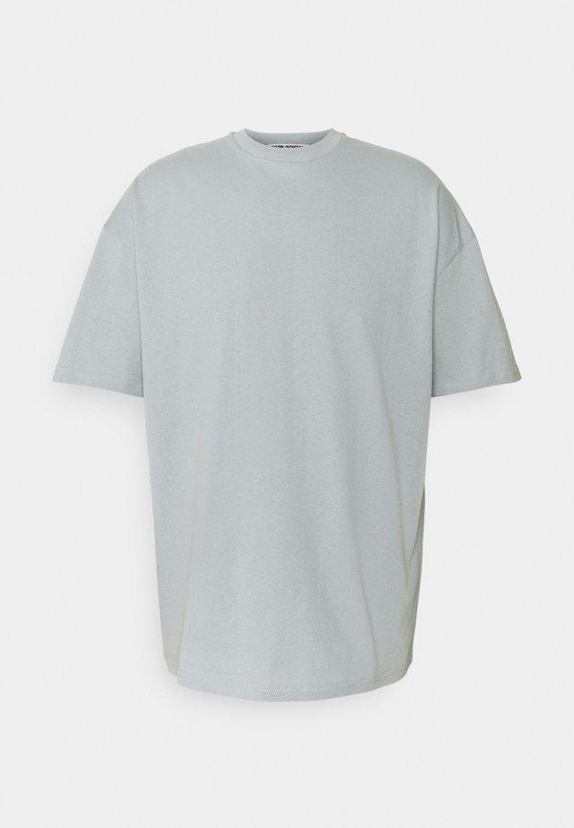 WAVES UNISEX - T-shirt print - quarry