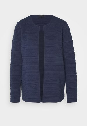 ONLMYA   - Strickjacke - mood indigo