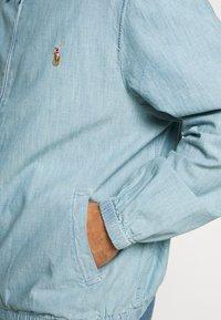 Polo Ralph Lauren Big & Tall - BAYPORT  - Lehká bunda - chambray - 6