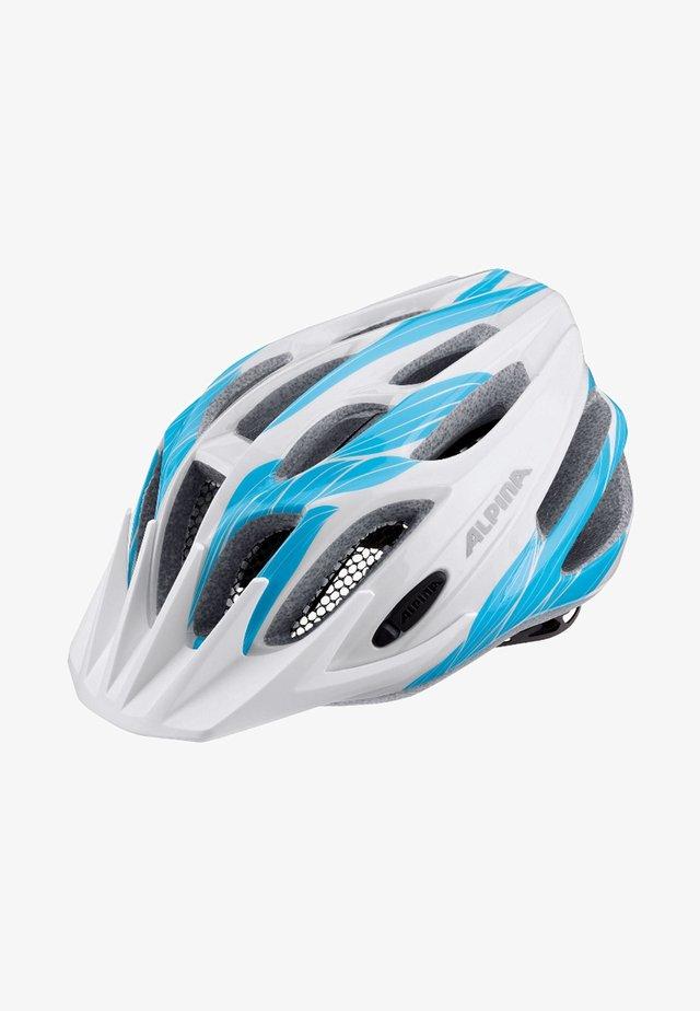 JUNIOR  - Helmet - blue/white
