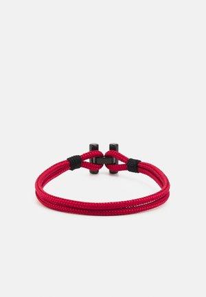 BRACELET EXCLUSIVE - Bracelet - red