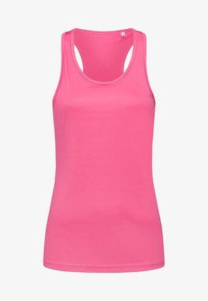 Sports shirt - sweet pink