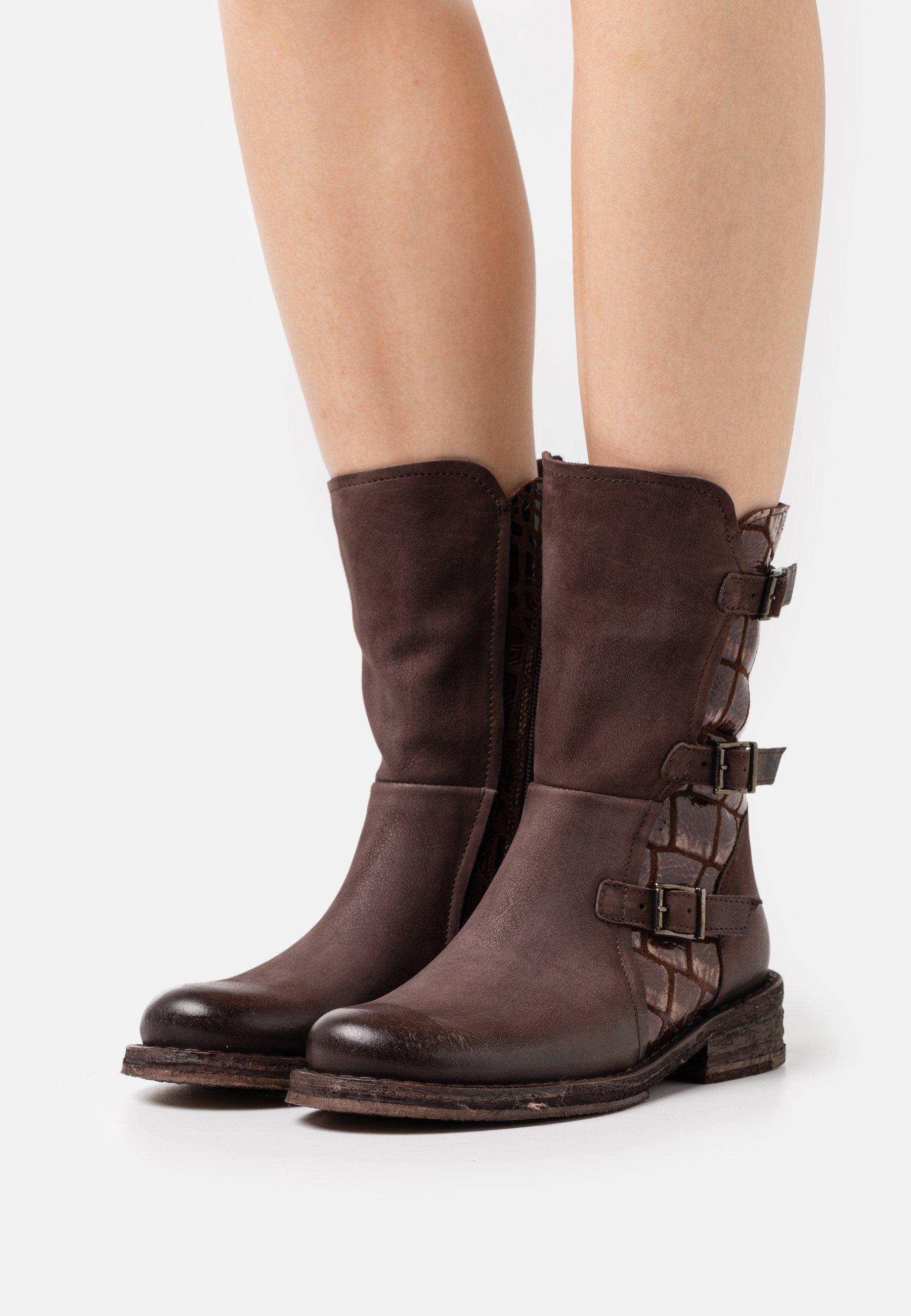 Women COOPER - Cowboy/biker ankle boot