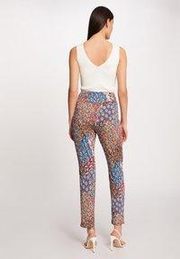 Morgan - Trousers - multi coloured - 2