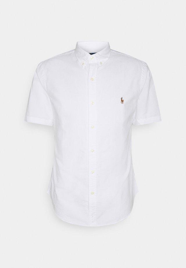 SHORT SLEEVE SHIRT - Shirt - white