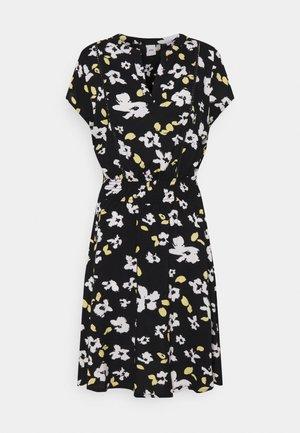 FLORENTINA - Denní šaty - black
