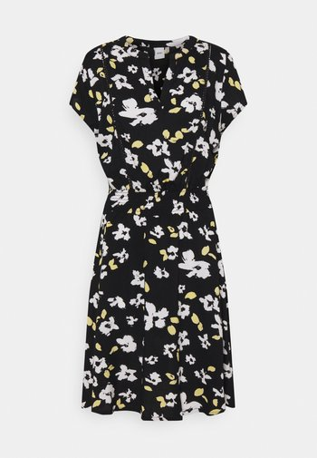 FLORENTINA - Day dress - black