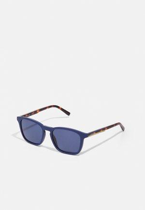 Sunglasses - blue matte