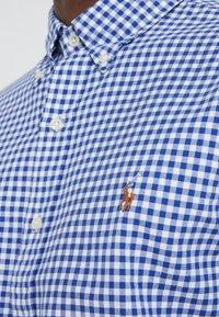 Polo Ralph Lauren - SLIM FIT - Shirt - blue/white - 5